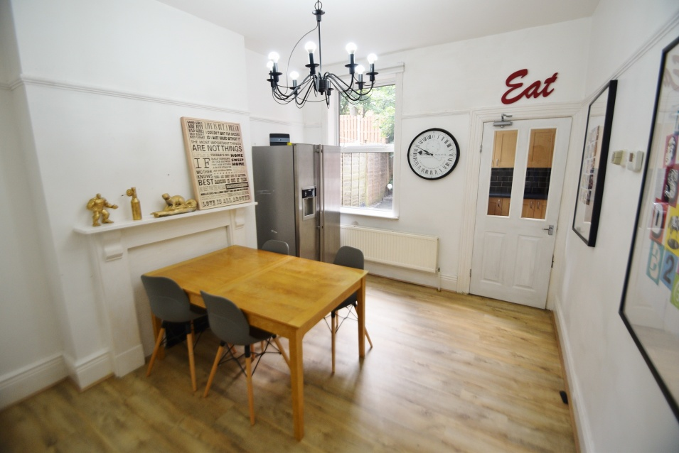 64 Everton Road - 4 Bed House - Hunters Bar