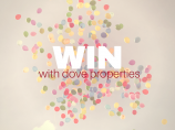 WIN WITH DOVE PROPERTIES - Book your check out appointment for your chance to win.