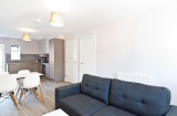 Lynthorpe House - Sheffield Student Apartment - Lounge