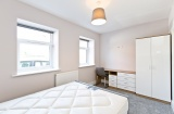 Lynthorpe House - Sheffield Student Apartment -Bedroom
