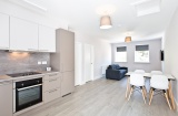 Lynthorpe House - Sheffield Student Apartment - Kitchen