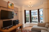 Ecclesall Road - Sheffield Student House - Lounge