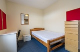 Burns Road - Sheffield Student Property - Bedroom