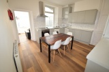 Crookes Road, Sheffield Student Housing - Dining/Kitchen