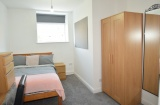 Crookes Road, Sheffield Student Housing - Bedroom
