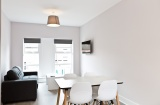 Lynthorpe House - Sheffield Student Apartment - Lounge Diner