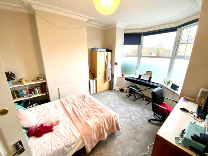 Crookes Road, Sheffield Student Property - Bedroom