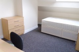 Guest Road, Sheffield Student Property - Bedroom