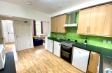 Holberry Gardens, Sheffield Student Property - Living/Dining/Kitchen