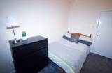 Crookes, Sheffield Student Property - Bedroom