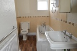 Peverill Road - Sheffield Student Property - Bathroom