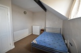 Peverill Road - Sheffield Student Property - Attic Bedroom
