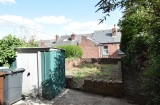 Peverill Road - Sheffield Student Property - Garden