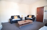 Washington Road - Sheffield Student Accomodation - Bedroom