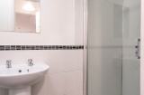 Crookesmoor Road - Sheffield Student Apartment - Shower Room