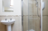 Crookesmoor Road - Sheffield Student Apartment - Shower Room 2