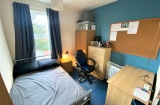 Walton Road, Sheffield Student Housing - Bedroom