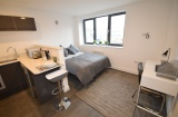 Sheffield Student Studio Apartment - Challenge Works