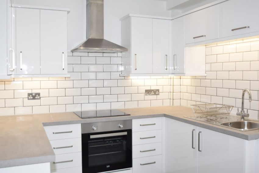 Rosedale Road - Sheffield Student Accommodation - Kitchen