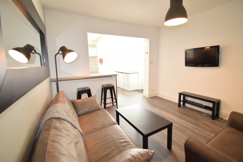 Rosedale Road - Sheffield Student Accommodation - Lounge