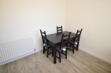 Ecclesall Road - Sheffield Student Flat - Dining Area