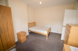 Wiseton Road, Sheffield Student Housing - Bedroom