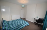 Eastwood Road - Sheffield Student House - Bedroom