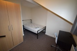 Khartoum Road, Sheffield Student Housing - Bedroom
