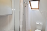 Wayland Road, Sheffield Student Property - Attic Shower Room