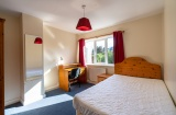 Cobden View Road - Sheffield Student House - Bedroom