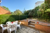 Cobden View Road - Sheffield Student House - Garden