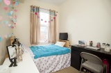 Ratcliffe Road - Sheffield Student Accommodation - Bedroom