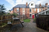 Ratcliffe Road - Sheffield Student Accommodation - Garden