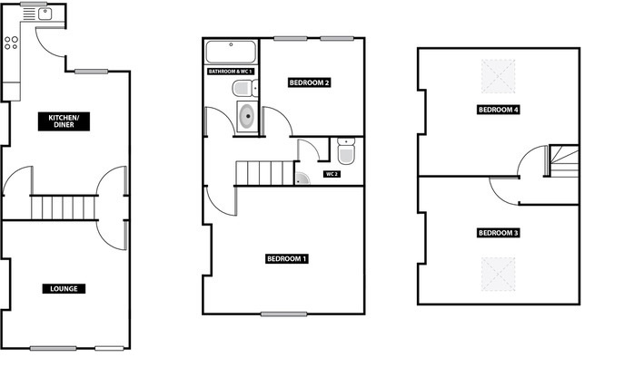 Floor plan for 41 Neill Road, Ecclesall Road