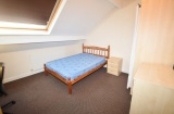 Springvale Road - Sheffield Student House - Bedroom