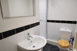 Harefield Road - Sheffield Student Property -Shower Room 2