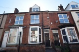 Harefield Road - Sheffield Student Property - External