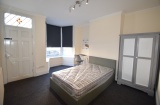 Harefield Road - Sheffield Student Property -Bedroom 1