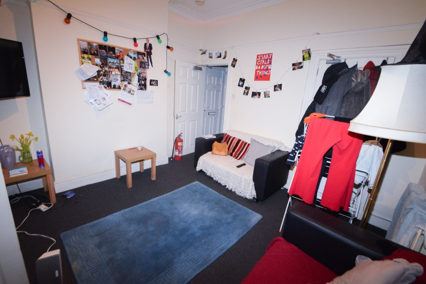 Thompson Road, Sheffield Student Housing - Bedroom