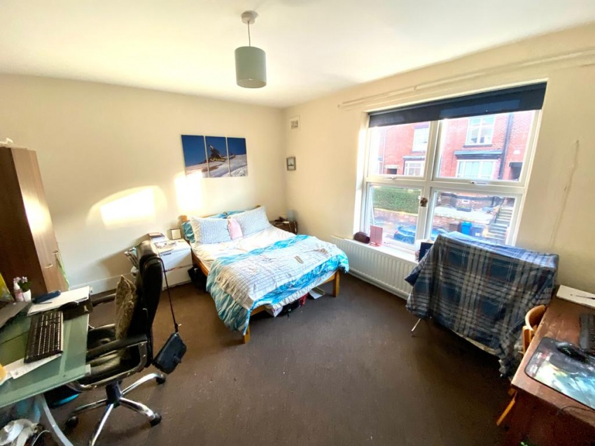 Westbrook Bank, Sheffield Student Housing - Bedroom
