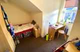 Westbrook Bank, Sheffield Student Property - Bedroom