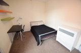 Barber Road - Sheffield Student Housing - Bedroom