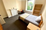 Beech Hill Road, Sheffield Student Housing - Bedroom