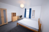 Filey Street, Sheffield Student Housing - Bedroom