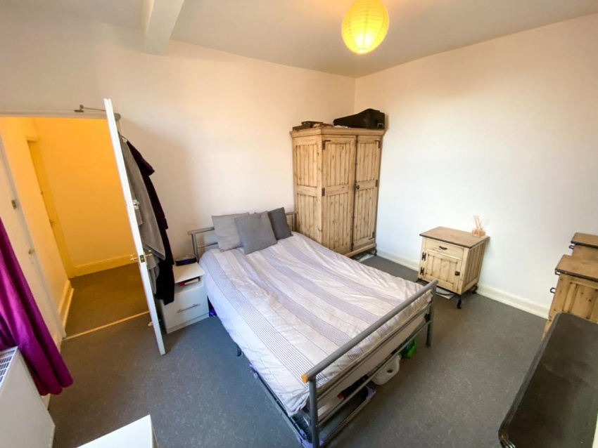 Havelock Street, Sheffield Student Housing - Bedroom