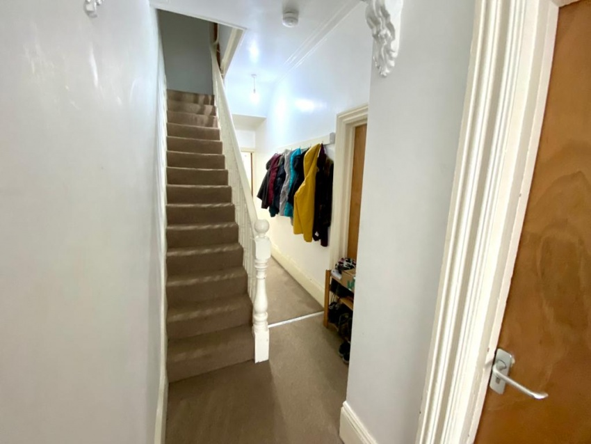 Marlborough Road, Sheffield Student Property - Bedroom