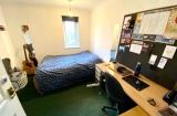 Sale Hill, Sheffield Student House - Bedroom