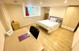 Southgrove Road - Sheffield Student House - Bedroom