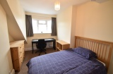 Wayland Road, Sheffield Student Housing - Bedroom