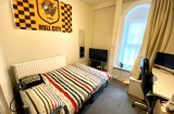 Westbourne Road, Sheffield Student Housing - Bedroom